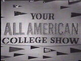 Your All-American College Show