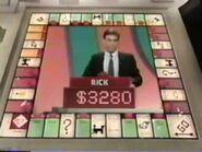 Monopoly Board Contestant Box 1