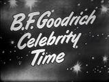 Celebrity Time