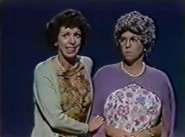 Eunice and Mama on Password Plus
