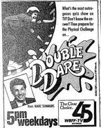 Double Dare syndie ad 88