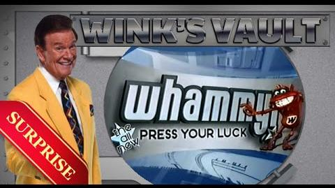 Whammy The All New Press Your Luck Peter Tomarken Pilot
