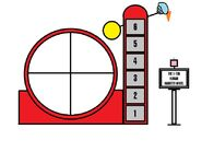 Double Dare The 1 Ton Human Hamster Wheel