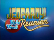 Jeopardy! Kids Reunion Week