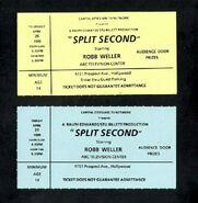 Split Second (April 26-27, 1990)