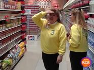 Supermarket Sweep Fail 2