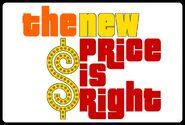 Price is Right Season 1 Logo