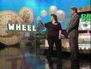 Wheel of Fortune Envelope Holder