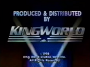 HS98 King World Logo