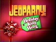 Jeopardy! Kids Week Season 18 Logo