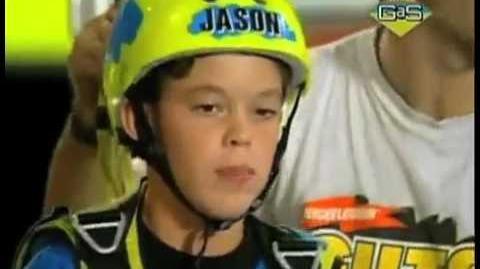 Nickelodeon Guts S01E40 Jason Heidi Drew