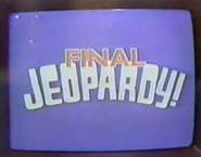 Final Jeopardy! -17