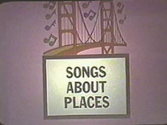 Songs About Places