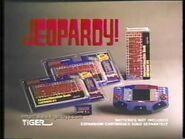 Tiger Electronics' Jeopardy Commercial (ca
