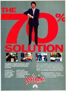 Anything for Money 70% Solution