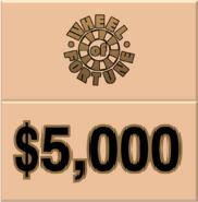 WOF $5,000