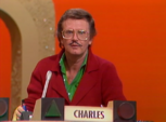 Charles Nelson Reilly's Fake Moustache