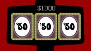Face the Devil Triple $50