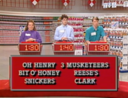 Supermarket Sweep Multiple Choice