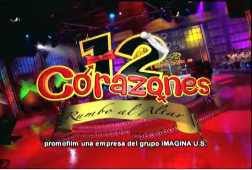 12 Corazones: Rumbo al Altar