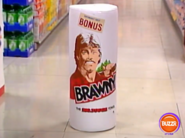 Supermarket Sweep Brawny Bonus