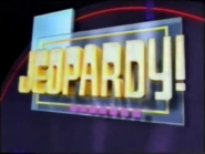 Jeopardy! Season 13 Logo-A