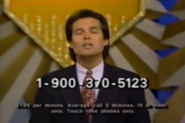 Wheel of Fortune by Phone $1.95 a Minute