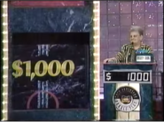 Cash Explosion Double Play $1,000 square