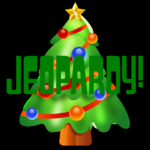 Jeopardy! Christmas Logo-2