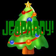 Jeopardy! Christmas Logo-2