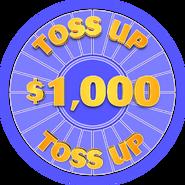 Toss Up 1000