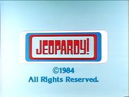 Jeopardy! Premiere Copyright
