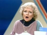 Betty White Shocked