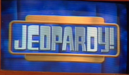 Jeopardy! 2000-2001 game board title card