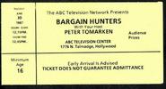 Bargain Hunters (June 30, 1987)
