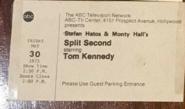 Split Second (May 30, 1975)