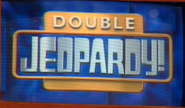 Jeopardy! 2000-2001 Double Jeopardy title card