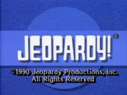 Jeopardy! Blue Circle Copyright Screen