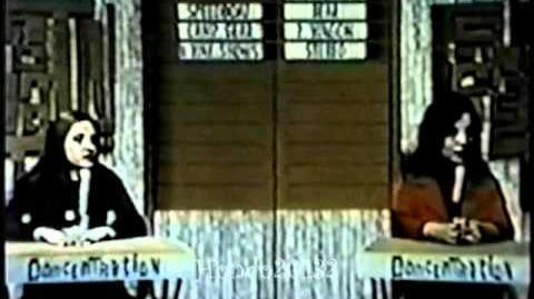 Concentration 3 23 1973 finale - Part 1