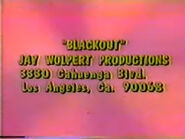 Blackout Puzzle Plug