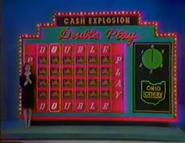 Cash Explosion Double Play Orginal Board