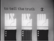 To Tell The Truth CBS Logo