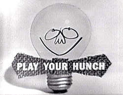 Play Your Hunch