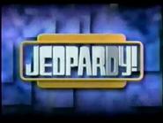 Jeopardy! 2000-2001 season title card screenshot 25