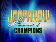 Jeopardy! Ultimate Tournament of Champions