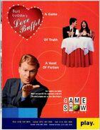 Burt Luddin's Love Buffet 1999 ad