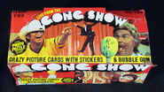 1977 Fleer Gong Show Trading card box 36 packs