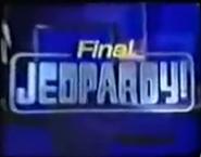 Final Jeopardy! 1999