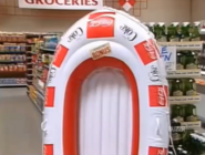 Inflatable Raft Bonus Close-Up