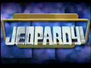 Jeopardy! 2000-2001 season title card screenshot 10